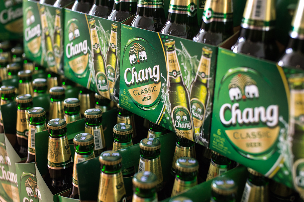 Image result for chang beer myanmar